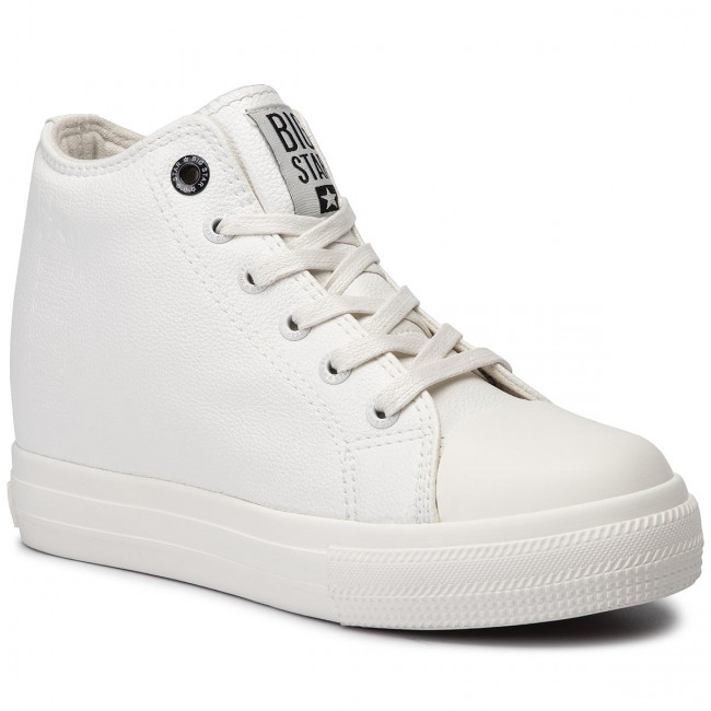 Sneakersy BIG STAR - EE274128 White