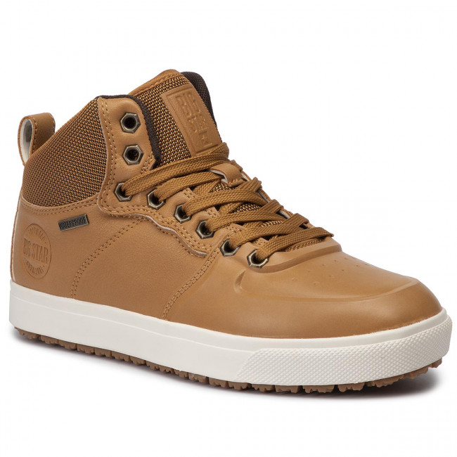 Sneakersy BIG STAR - EE274172 Camel