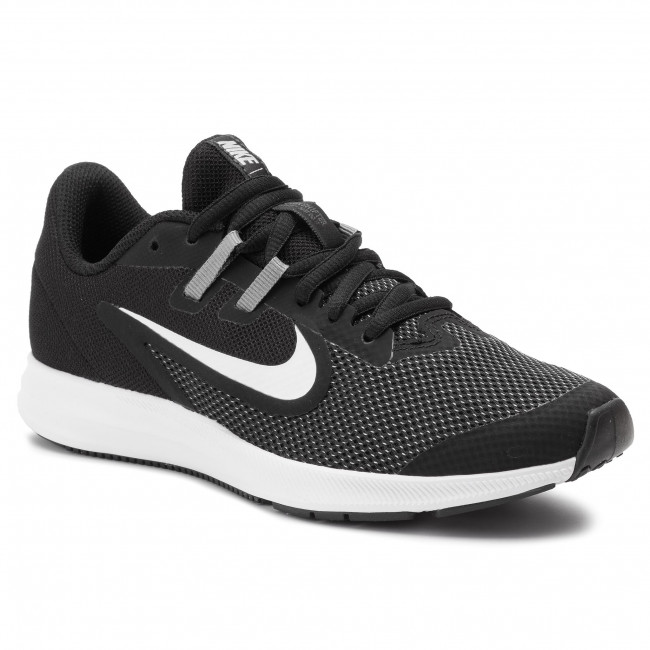 Buty NIKE Downshifter 9 (Gs) AR4135 002 BlackWhiteAnthracite