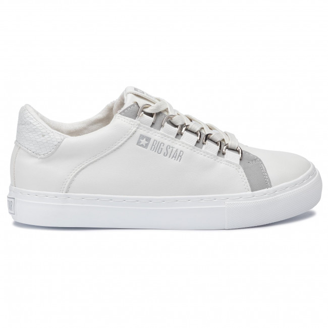 Sneakersy BIG STAR EE274226 White