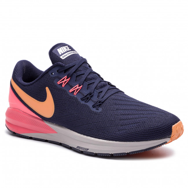 Buty NIKE Air Zoom Structure 22 AA1636 400 Blackened Blue