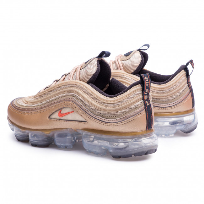 Buty NIKE - Air Vapormax '97 AO4542 902 Blur/Vintage Coral/Anthracite  - Sneakersy - Półbuty - Damskie