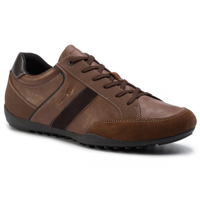 Sneakersy GEOX - U Garlan A U943GA 05422 C6000 Brown