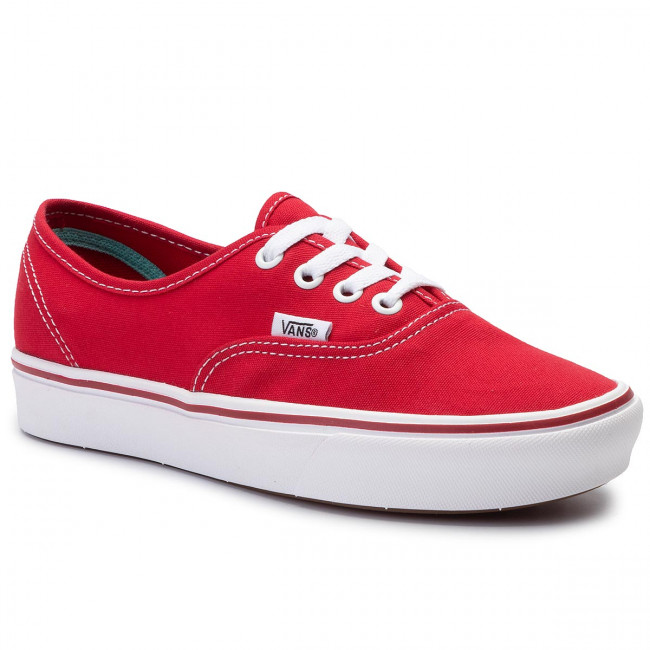 Tenisówki VANS - Comfycush Authe VN0A3WM7VNF1 (Classic) Racing Red/True