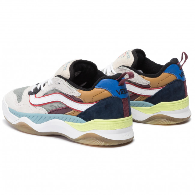 Sneakersy VANS Brux Wc VN0A4BH4SIF1 (Multi) MarshmallowTr Wht