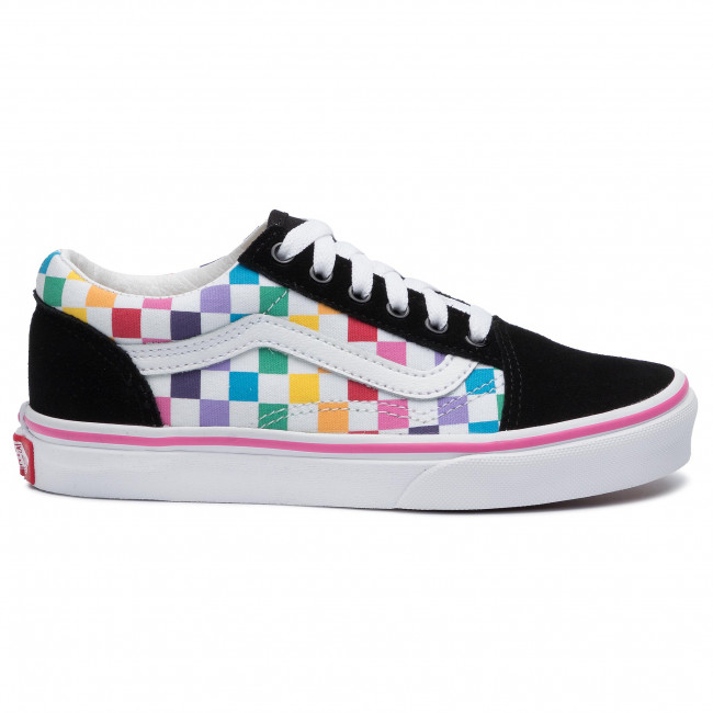 Tenisówki VANS Old Skool VN0A4BUUU091 (Checkerboard) RainbowTr