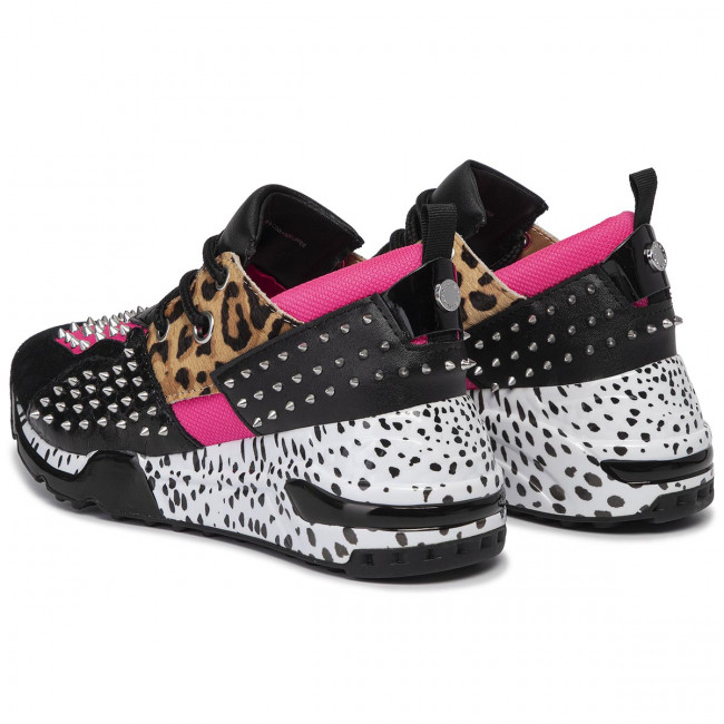Sneakersy STEVE MADDEN Cliff s SM11000654 03009 593 Pink