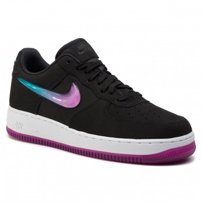 Buty NIKE Air Force 1 '07 Prm 2 AT4143 001 BlackActive Fuchsia
