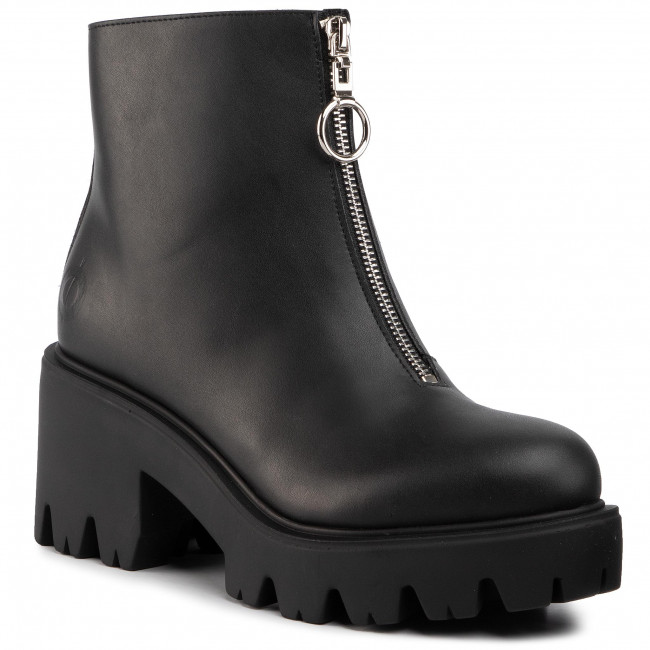 Botki ALTERCORE - Gemma  Vegan Black