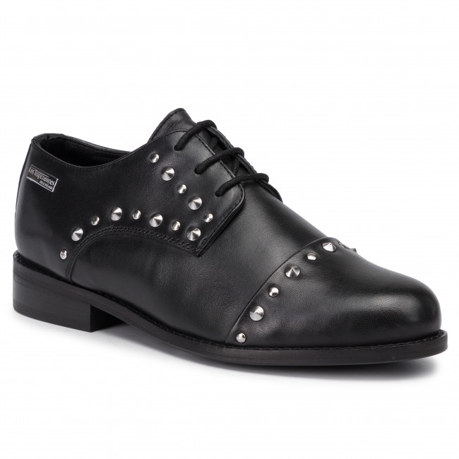 Oxfordy LES TROPEZIENNES - Zully 17029  Black
