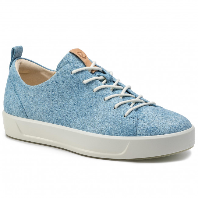 Sneakersy ECCO Soft 8 Ladies 44050301321 Indigo 5