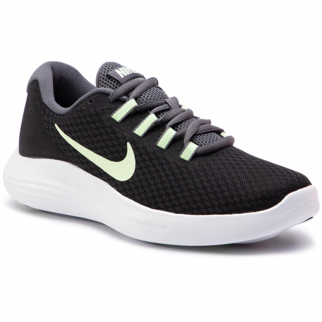 Buty NIKE - Lunarconverge 852469 008 Black/Barely Volt/Dark Grey