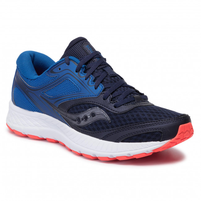 Buty SAUCONY - Cohesion 12 S20471-11 Blu/Nvy