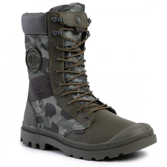 Trapery PALLADIUM - Tact Ops O Wp+U  76480-309-M Olive Night
