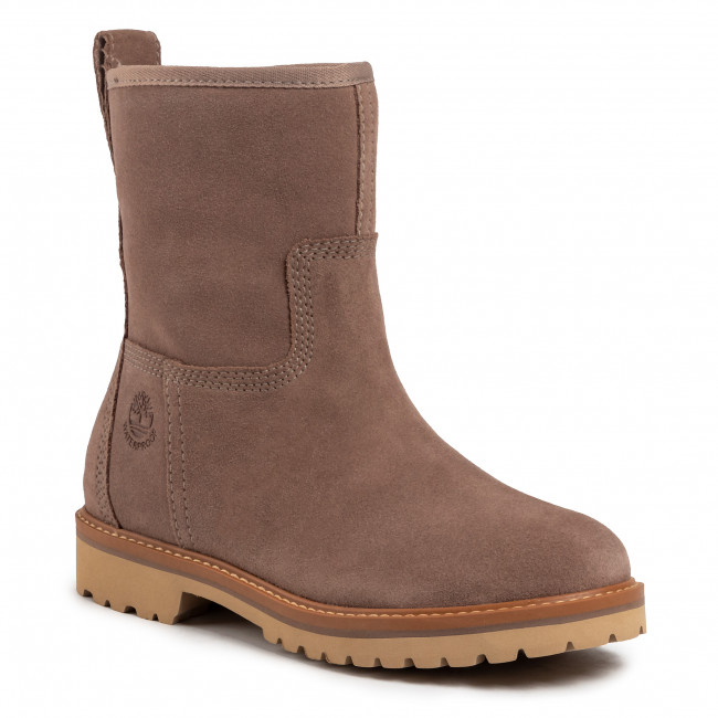 Botki TIMBERLAND - Chamonix V Alley TB0A1SAA9291  Taupe Suede