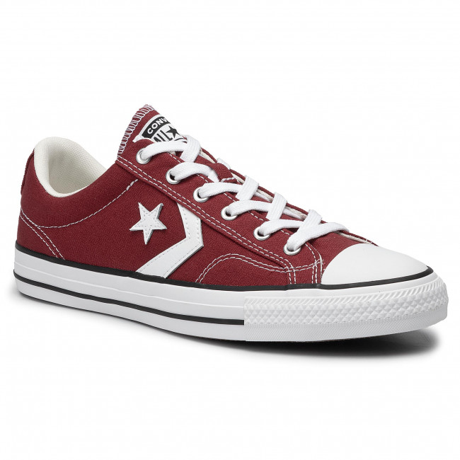 Trampki CONVERSE Star Player Ox 165461C Black Alley BrickWhiteBlack