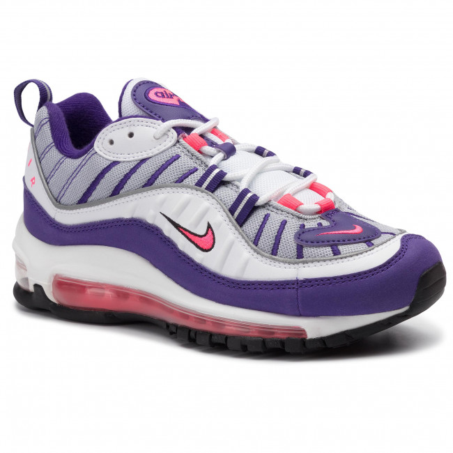 Buty NIKE - Air Max 98 AH6799 110 White/Racer Pink