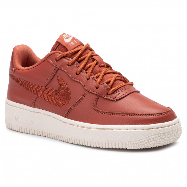 nike air force rose gold mtlc red bronze