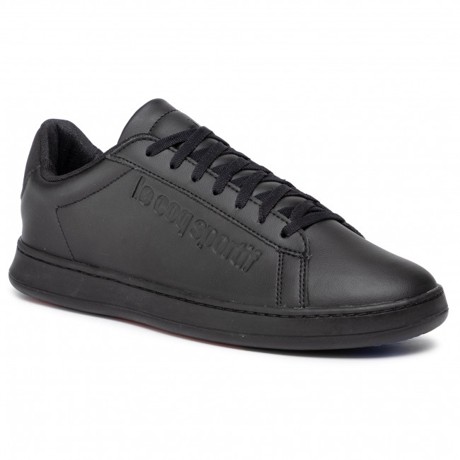Tenisówki LE COQ SPORTIF - Break Tricolore 1920081 Triple Black