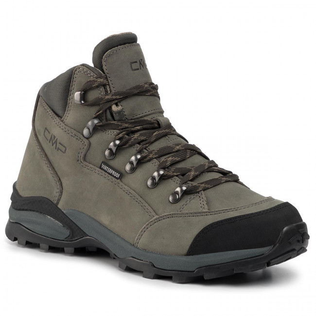 Trekkingi CMP - Mirzam Trekking Shoes Wp 3Q49877 Graffite U887