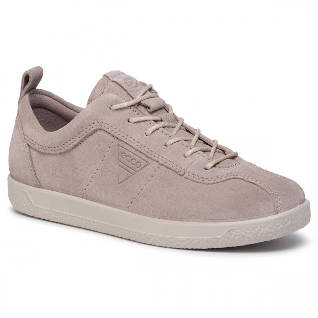 Sneakersy ECCO - Soft 1 W 40050305386  Grey Rose