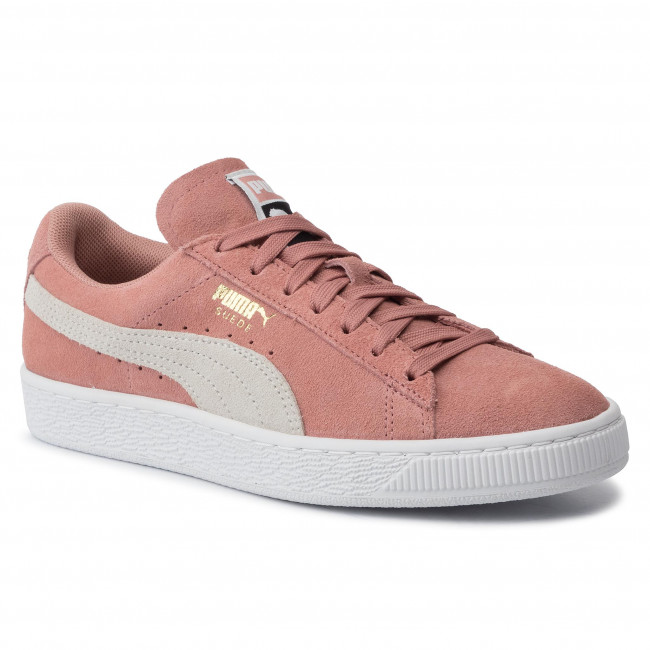 szyk Sneakersy PUMA Suede Classic Wn's 355462 56 Cameo