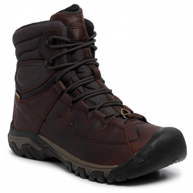 Trekkingi KEEN - Targhee Lace Boot High Wp 1019914  Cocoa/Mulch