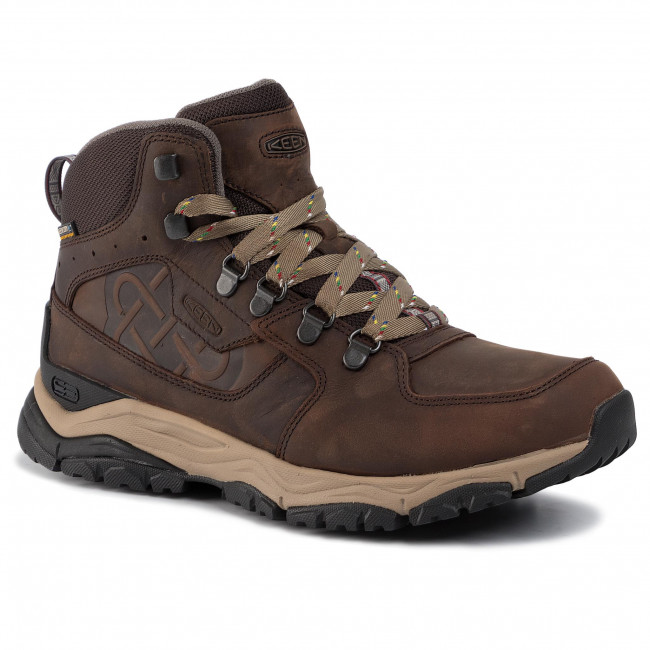Trekkingi KEEN - Innate Leather Mid Wp Ltd 1021807  Root Brown