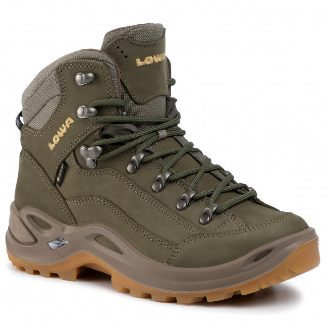 Trekkingi LOWA - Renegade Gtx Mid Ws GORE-TEX 320945 Reed/Honey 4853