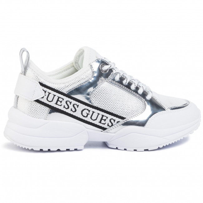 Sneakersy Guess FL5BRE FAM12 GOLD