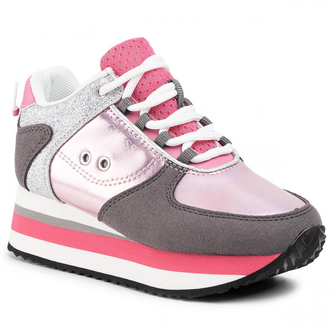 Sneakersy GUESS - Lily FI5LIL ELE12  ROSE