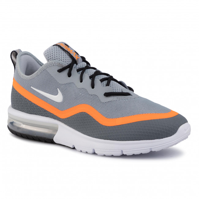Buty Air Max Sequent 4.5 BQ8822 004 Wolf GreyWhiteCool Grey