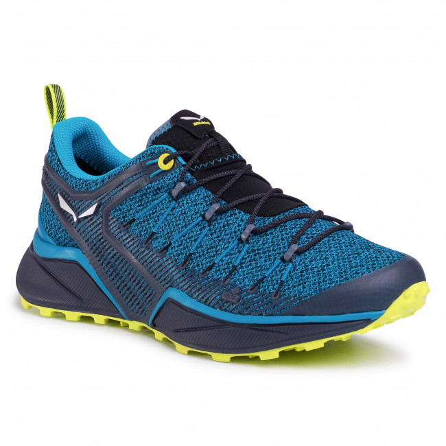 Trekkingi SALEWA - Ms Dropline 61368-8376 Blue Danube/Ombre Blue