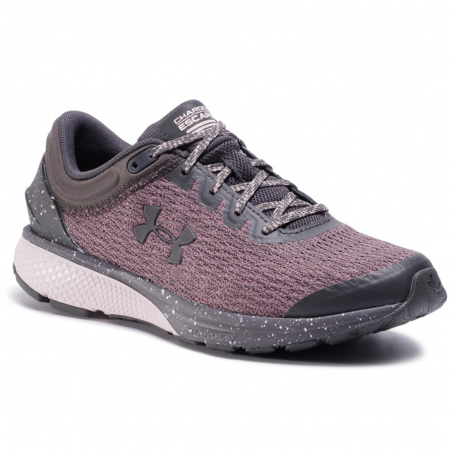Buty UNDER ARMOUR - Ua W Charged Escape 3 3021966-108 Gry