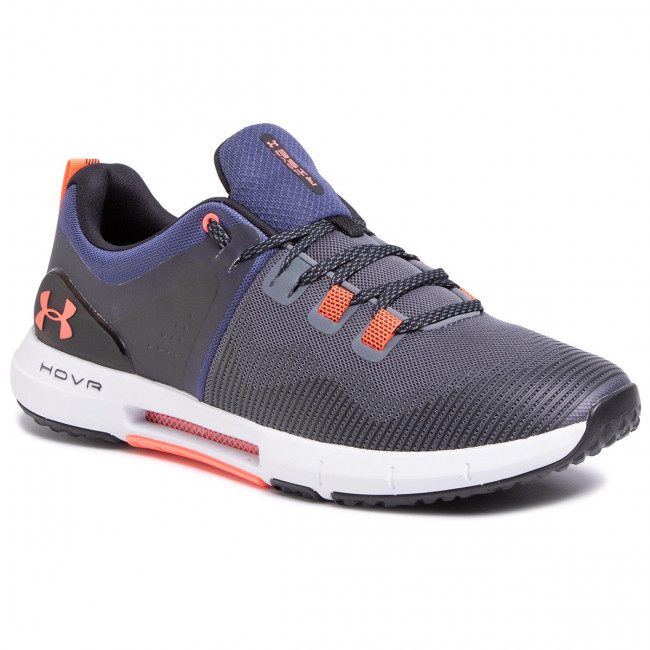 Buty UNDER ARMOUR - Ua Hovr Rise 3022025-106 Gry