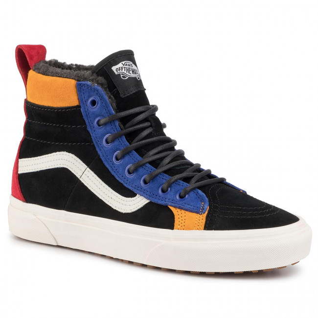 Sneakersy VANS Sk8 Hi 46 Mte Dx VN0A3DQ5T3X1 BlackSurf The Web
