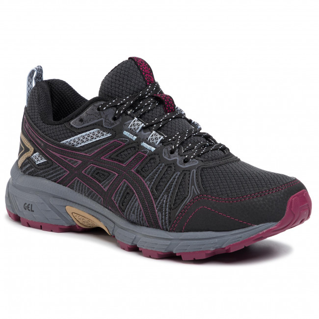Buty ASICS - Gel-Venture 7 1012A476 Graphite Grey/Dried Berry 023