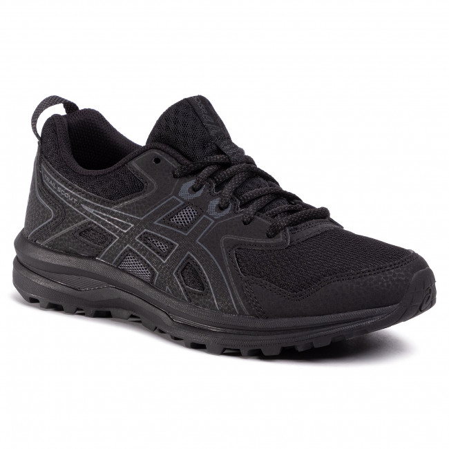 Buty ASICS - Trail Scout 1012A566 Black/Carrier Grey 001