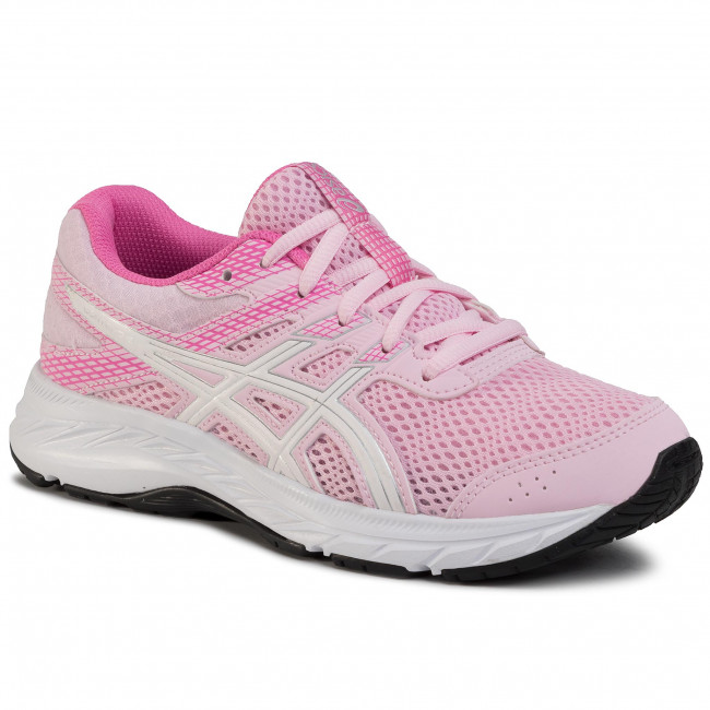Buty ASICS - Contend 6 Gs 1014A086 Cotton Candy/White 700