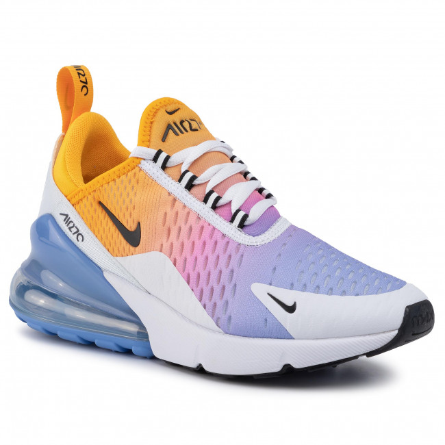 Buty NIKE Air Max 270 AH6789 702 University GoldBlack