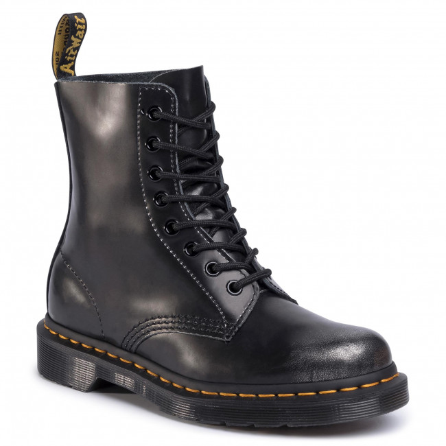 Glany DR. MARTENS - 1460 Pascal 25608994  Metallic Silver