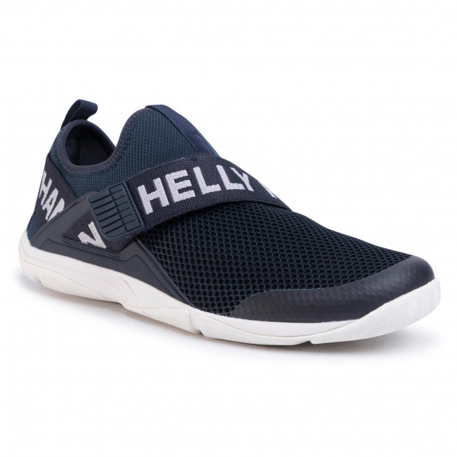 Buty HELLY HANSEN - Hydromoc Slip-On Shoe 114-67.597 Navy/Grey Fog/Off White