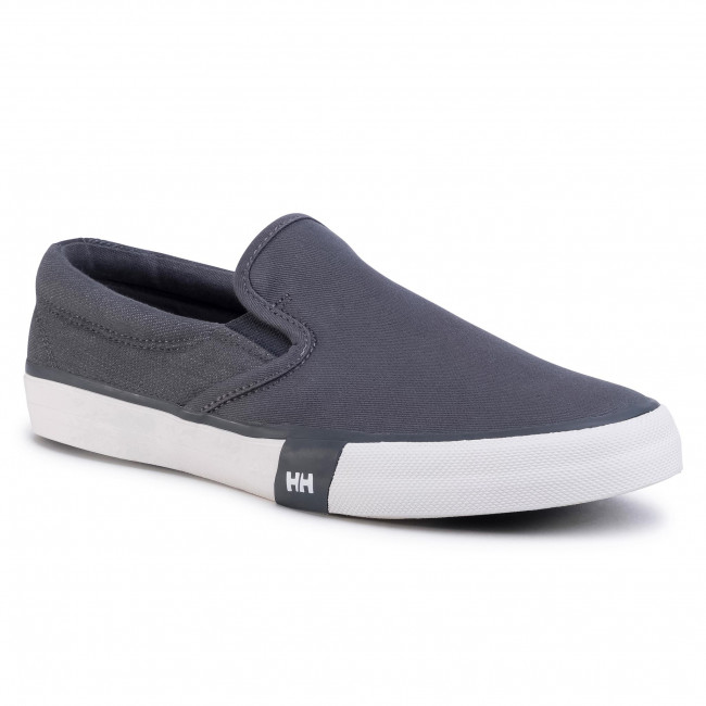 Tenisówki HELLY HANSEN - Copenhagen Slip-On Shoe 114-84.980 Ebony/Off White