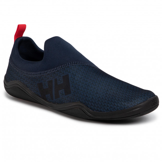 Buty HELLY HANSEN - Hurricane Slip-On 11553_597 Navy/Black/Evening Blue/Alert Red