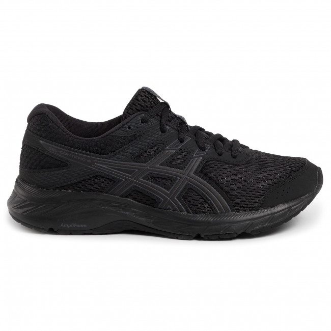 Buty ASICS Gel Contend 6 1012A570 BlackBlack 002