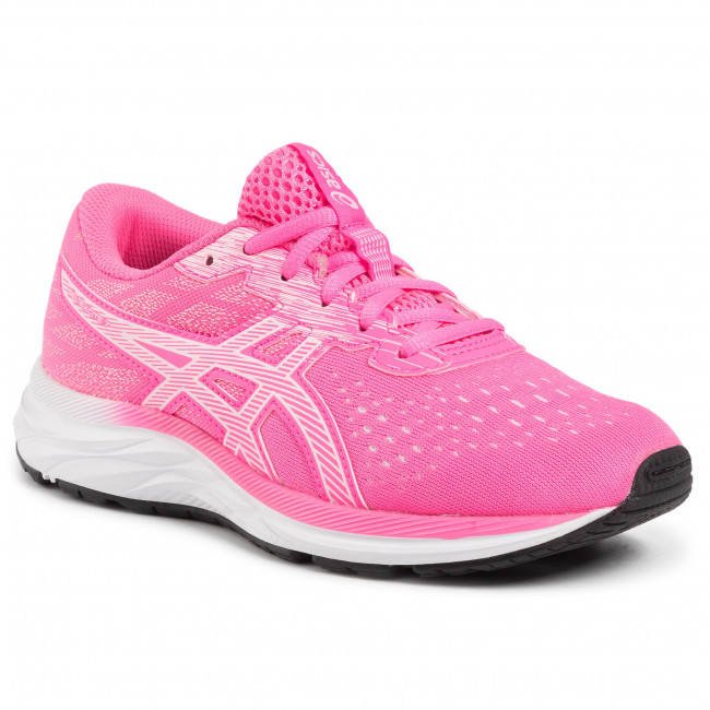 Buty ASICS - Gel-Excite 7 GS 1014A084 Hot Pink/White 700