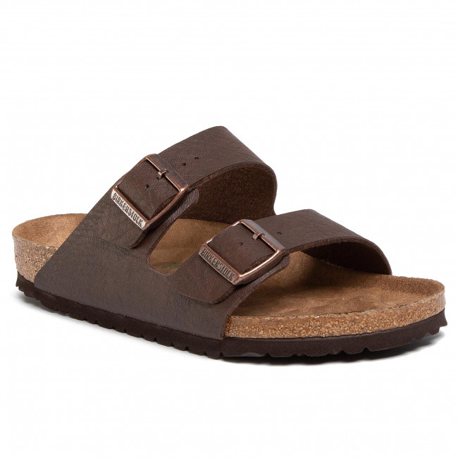 Klapki BIRKENSTOCK - Arizona Bs 1018171 Saddle Matt Brown