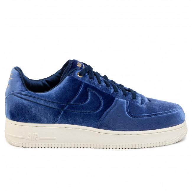 Buty NIKE Air Force 1'07 Prm 3 AT4144 400 Blue VoidBlue VoidSail