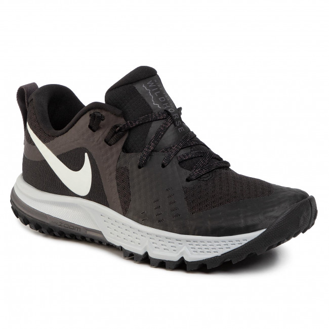 Buty NIKE - Air Zoom Wildhorse 5 AQ2223 001 Black/Barley Grey/Thunder Grey