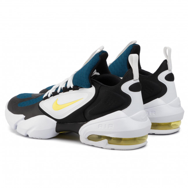 Buty NIKE Air Max Alpha Savage AT3378 471 Blue ForceDynamic Yellow